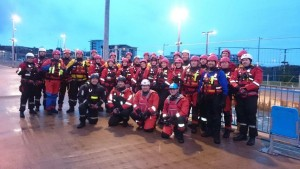 Flood training wales 30-31st Jan