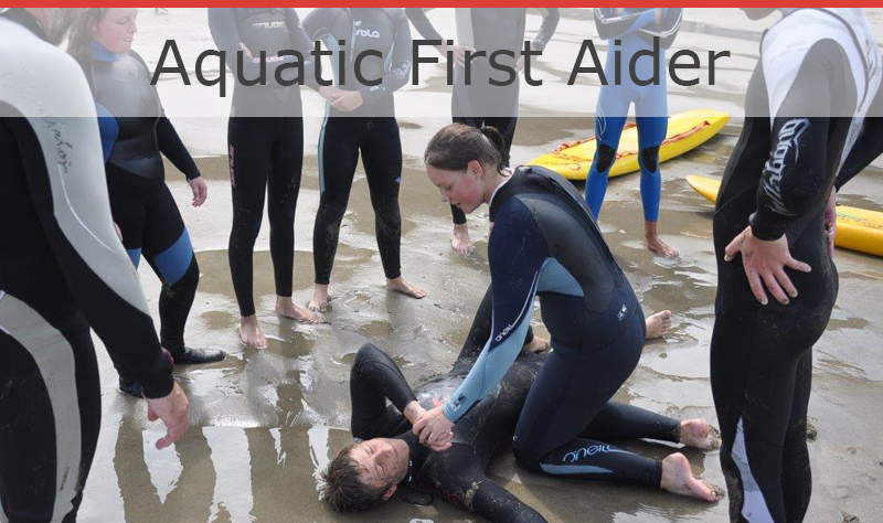 Aquatic First Aid