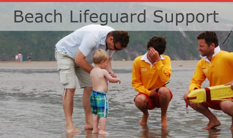 Beach Lifeguard Support