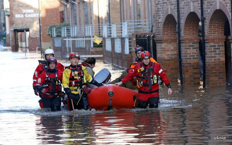 SLSGB Flood Search and Rescue Update - Surf Life Saving GB