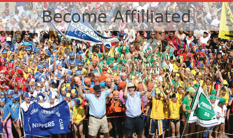Become Affilliated
