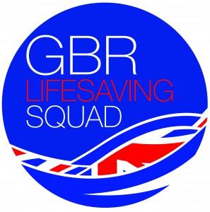 Logo - blue background left
